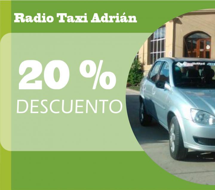 Radio Taxi Adrián en Capilla del Monte