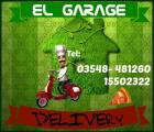 El Garage Delivery Pizzería